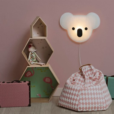 Lampara de pared Softlight Koala