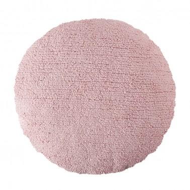 cojin lavable topo rosa de lorena canals