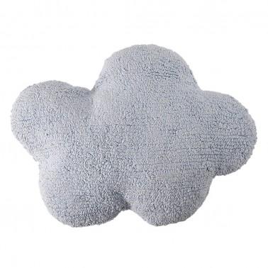 cojin lavable nube azul de lorena canals