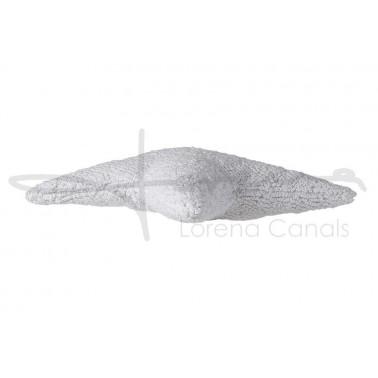 Cojin Lavable Estrella Blanca Lorena Canals