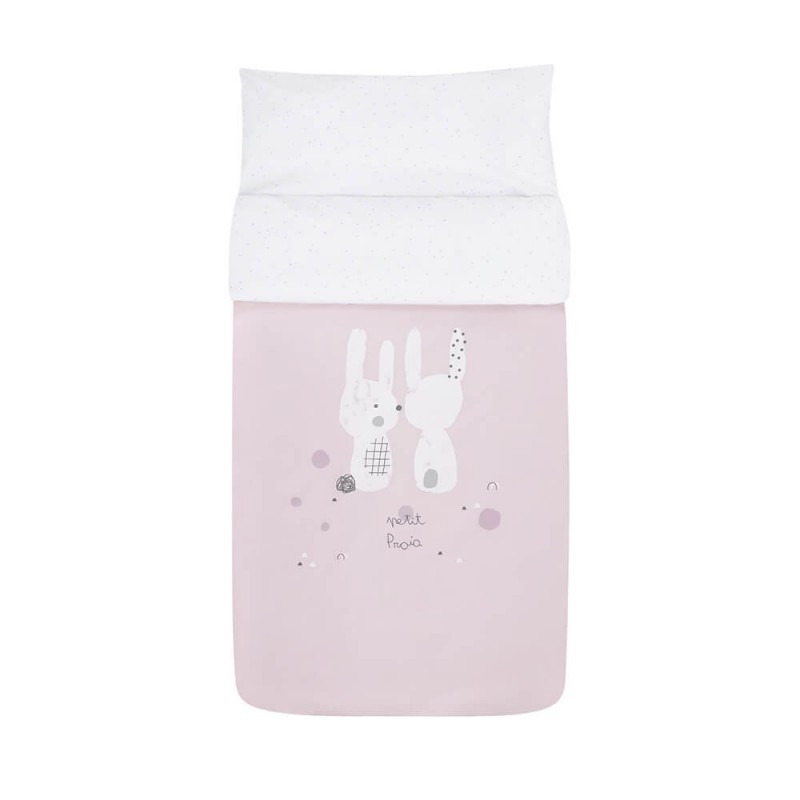 saco nordico cuna snoops rosa petit praia