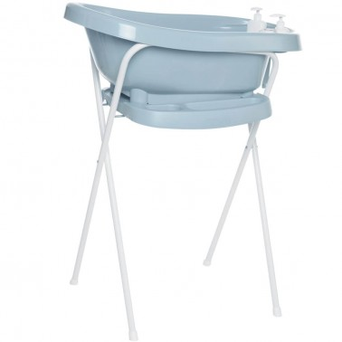 set bañera termobath celestial blue fabulous