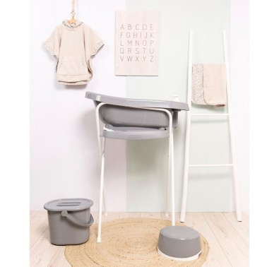Set Bañera Termobath Griffin Grey Fabulous