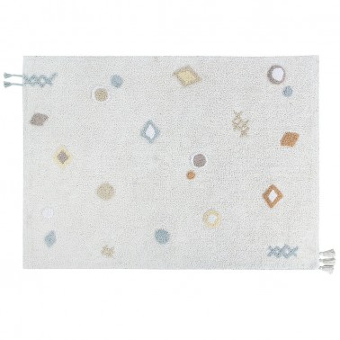 alfombra lavable kim lorena canals