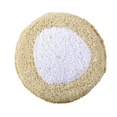 Puff Marshmallow Round Vanilla
