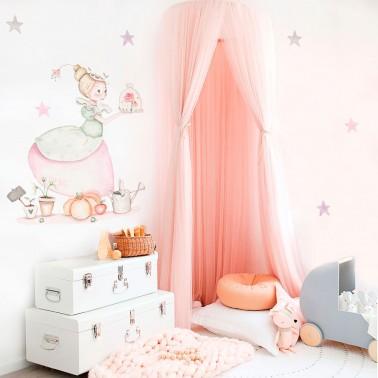 vinilo infantil princesa rosalinda imda