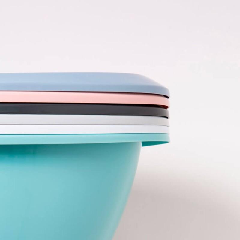 bañera para bebes luma varios colores