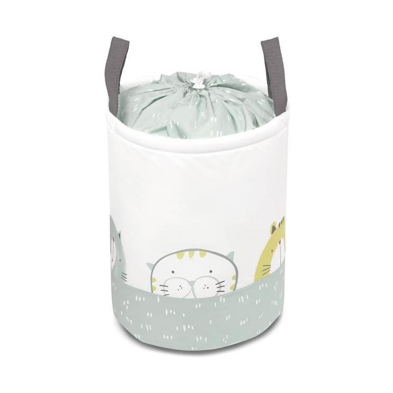 cesta de almacenaje cats petit praia
