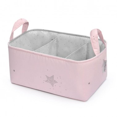 cesta aseo etoile rosa de petit praia