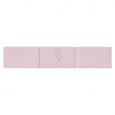 protector cuna etoile rosa petit praia