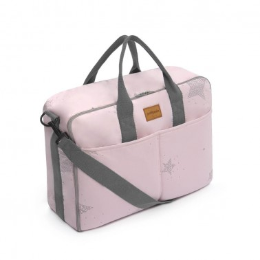 maleta etoile color rosa petit praia