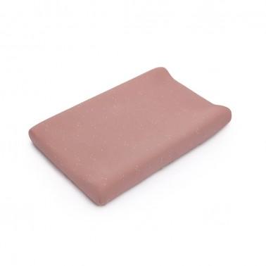 cambiador comoda delta rosa de babyclic
