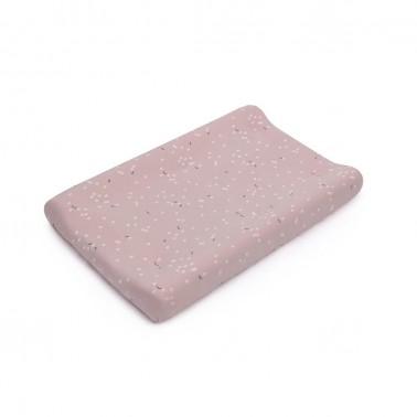 cambiador comoda moss rosa de babyclic