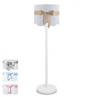 lámpara de pie infantil lazo - pie 5180
