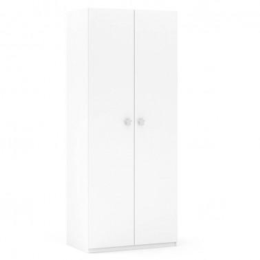 Armario dos puertas Soft White