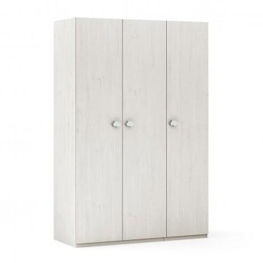 Armario tres puertas Soft Wood