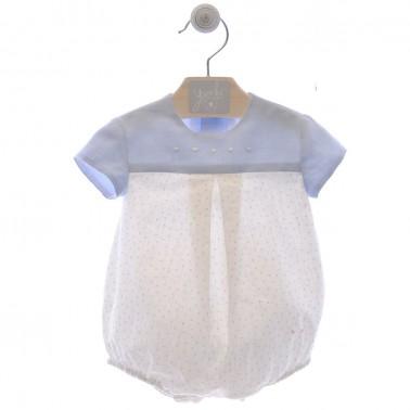 pelele para bebe campanilla 0901