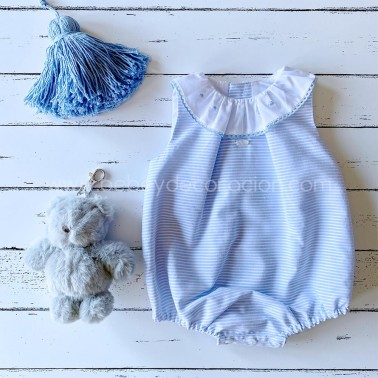 pelele bebe tulipan 0922