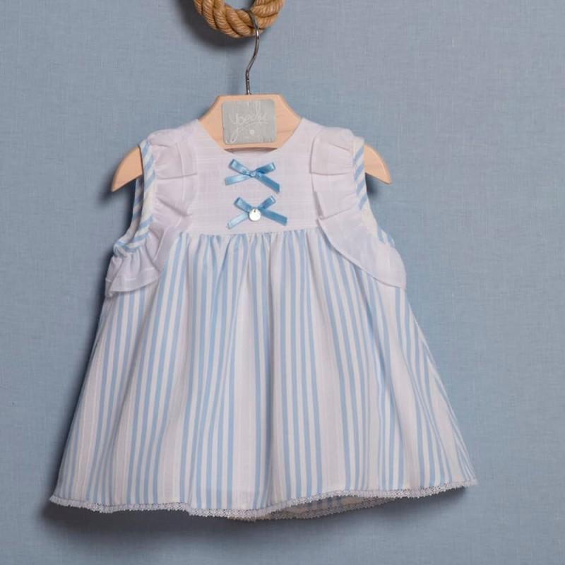 vestido bebe lirio 0352