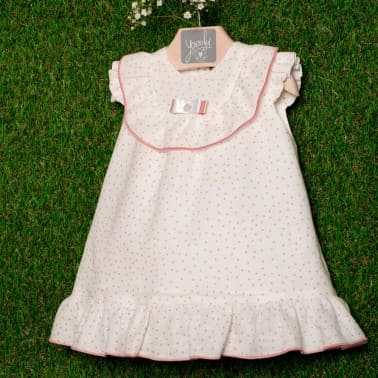 vestido bebé campanilla 0328