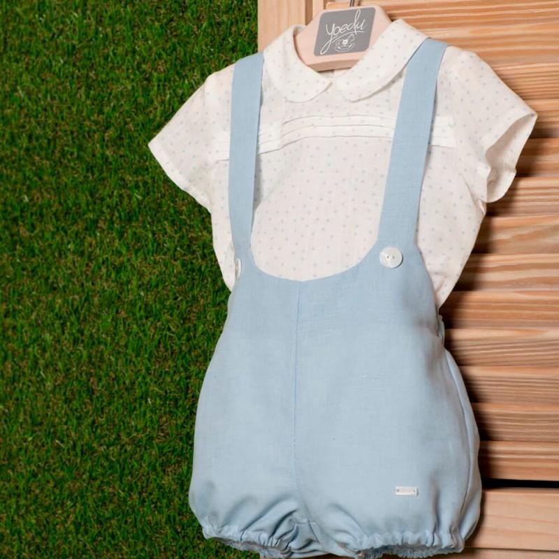 conjunto bebe niño baby campanilla 0015