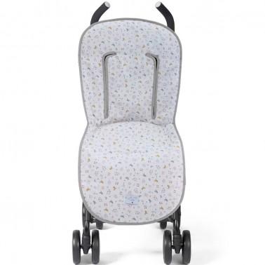 comprar funda de silla universal corta ritta gris