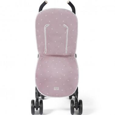 comprar funda de silla universal corta emili rosa