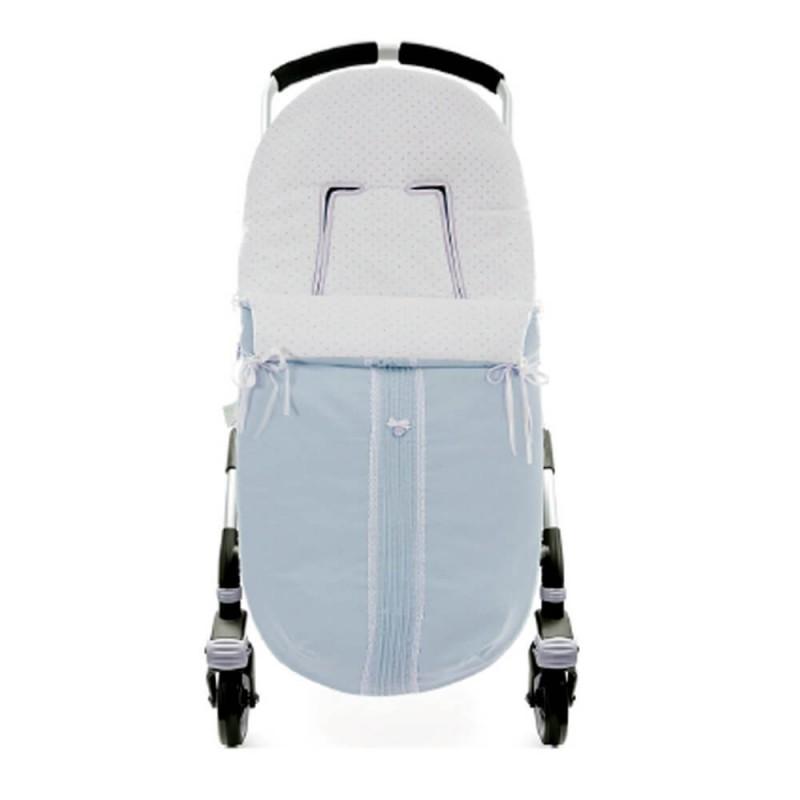 saco de silla universal lino-theo azul
