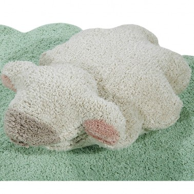 Alfombra lavable Puffy Sheep Lorena Canals