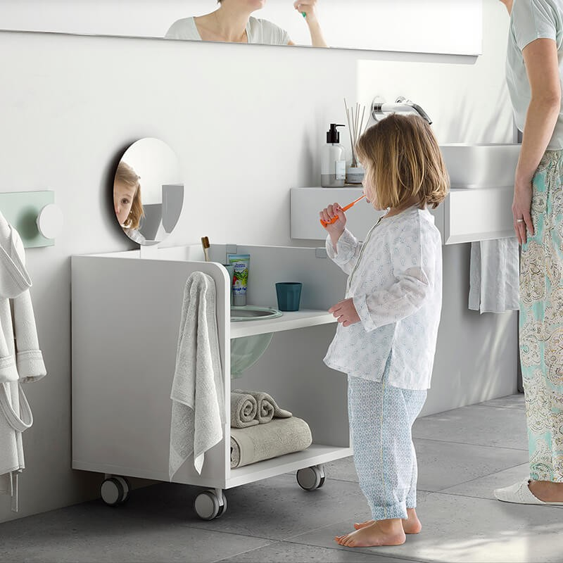 Mueble Higiene Arco Iris
