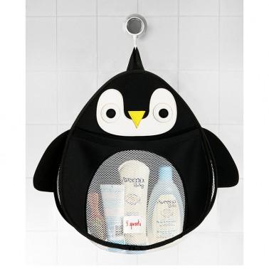 Colgador Baño Pinguino