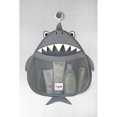 Colgador Baño Tiburon