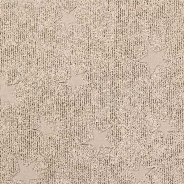 alfombra lavable hippy stars natural lorena canals