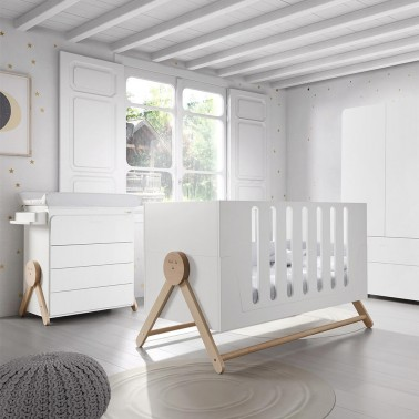 Cuna Swing con Relax System