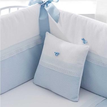 Cojin decorativo Venecia Azul