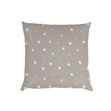 Cojin Mood Dots tierra