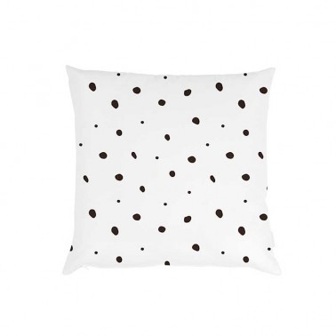 Cojin Mood Dots blanco