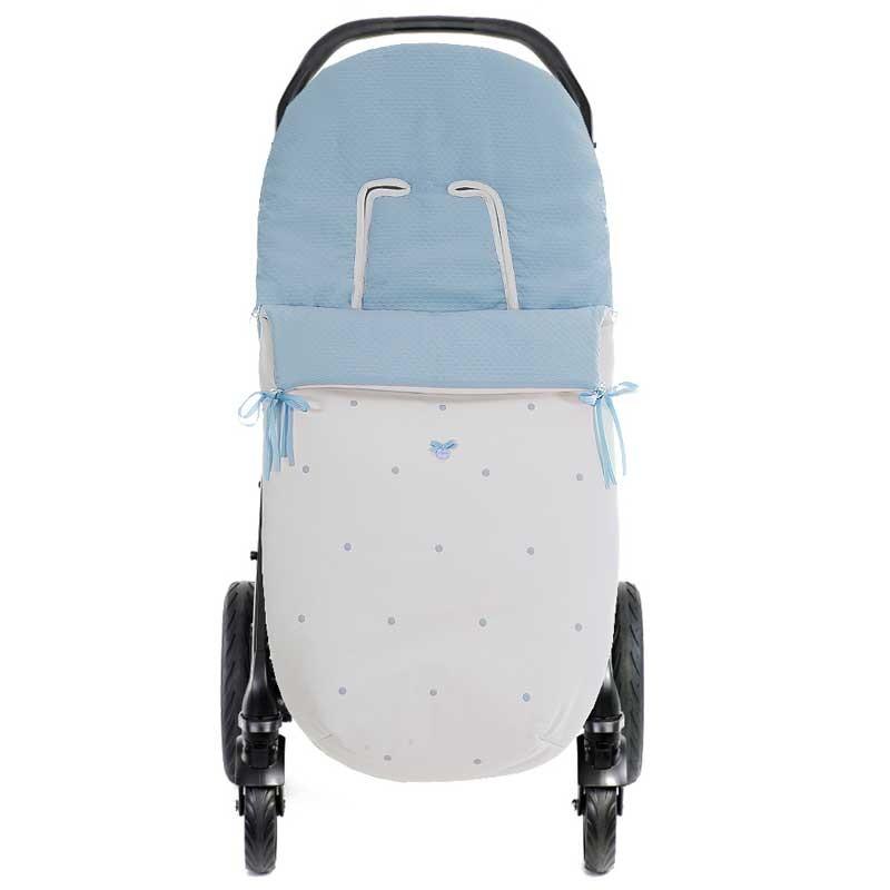 Saco silla PBP Azul Pique Uzturre