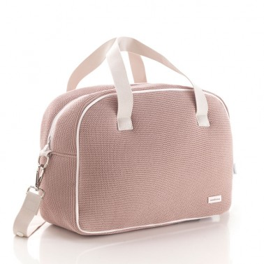 Bolso maternal Prome London Rosa Cambrass