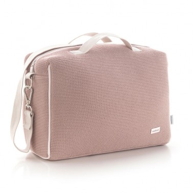 Bolso maternal Tabela London Rosa Cambrass