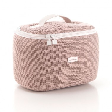 Bolso neceser Mini London Rosa Cambrass