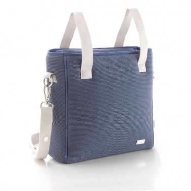 Bolso Panier London Azul Cambrass