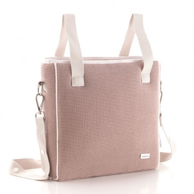 Bolso Panier London Rosa Cambrass