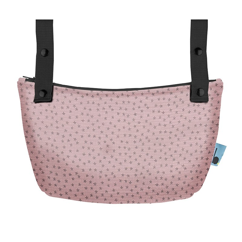 Bolso Pocket Night Stories Rosa