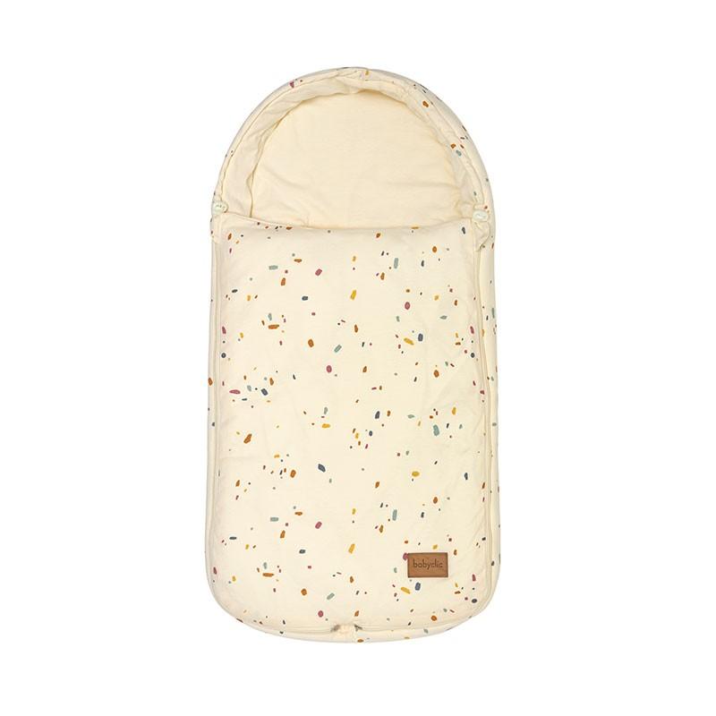 Saco Capazo Buba Confetti Ivory