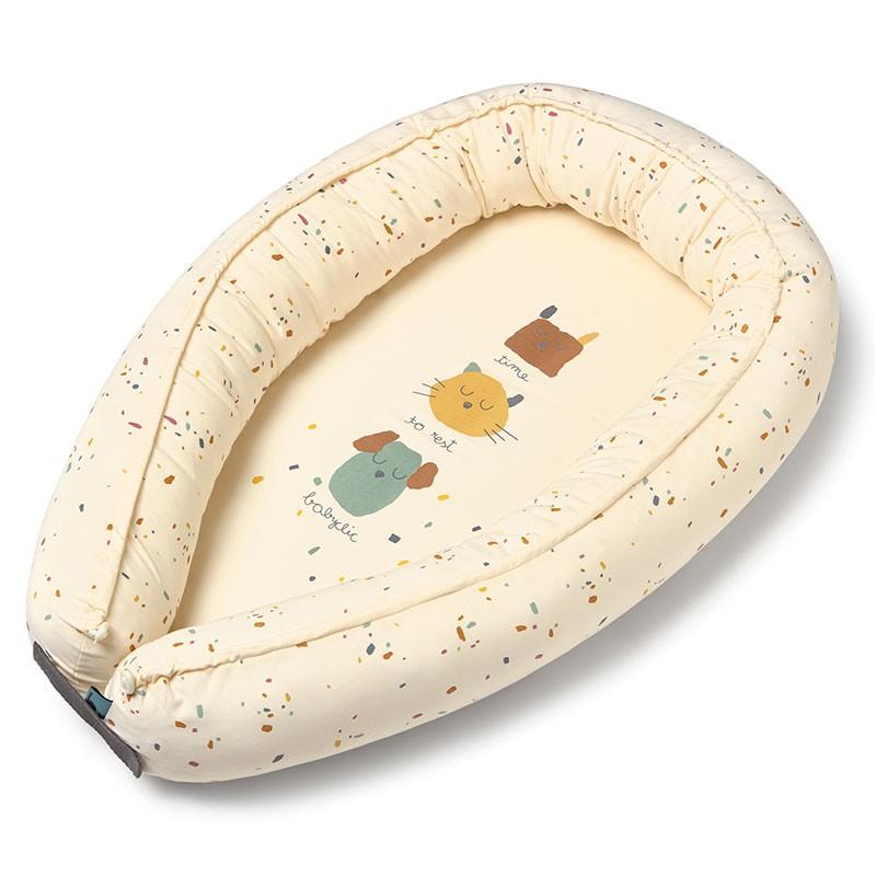 Nido bebe Confetti Ivory