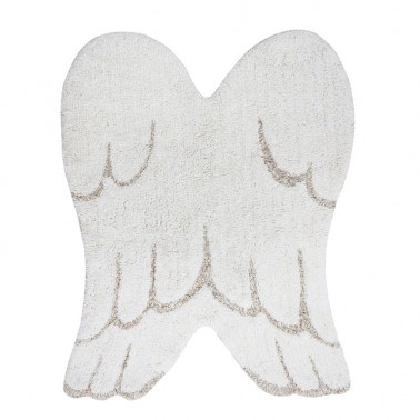 Alfombra lavable Mini Wings Lorena Canals