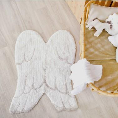Alfombra lavable Mini Wings Lorena Canals