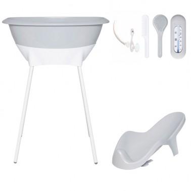 Set bañera Light Grey Luma
