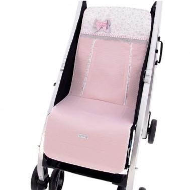 Colchoneta silla ligera Naflor 701 Rosa Empolvado